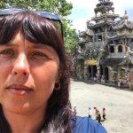 Photo of Linh Phuoc Pagoda