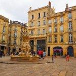 Place du Parlement à Bordeaux