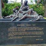 Memorare - Manila 1945 explaining what happened during WWII.