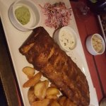 Traditional dry ribs