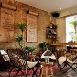Pura Vida Lounge Inside