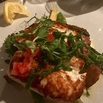 Exceptional halibut and irelands best brown soda bread!  Intimate setting, plentiful yet select