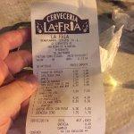 Photo de Cerveceria La + Fria