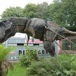 Animatronic T. Rex