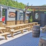 Out Door Beer Garden