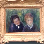Portrait d'un jeune homme et d'une jeune fille (Renoir)