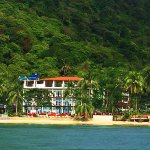 Doublegem Beach Resort & Hotel: view from El Nido Bacuit Bay