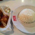 صورة فوتوغرافية لـ Singa Chicken Rice