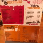 Crepes en Waffles照片