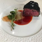 """The beef fillet on the """"market menu""""- amazing"""