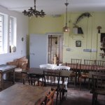 The Old Dairy Tea room