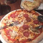 Tre Gusti pizza