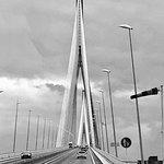 Le Pont de Normandie Foto