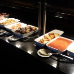 Breakfast bar - self service buffet
