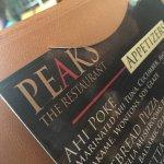 Peaks--The Restaurant