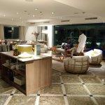 Lounge on 23rd floor