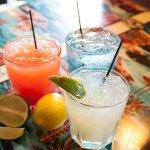 Tropical Adult Beverages