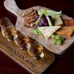 Irish Whiskey tasting Platter
