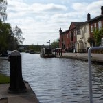 The Swan at Fradley Jn - just lovely