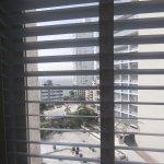 vista desde la habitación.