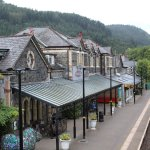 Betws - y - Coed Railway Station