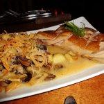 Seared Duck & Potato Gnocchi