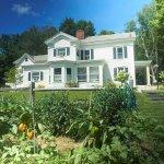 Our Organic Herb, Vegetable & Fruit Garden - The Marble West Inn, Dorset, Vermont