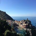 Beautiful view in Riomaggiore