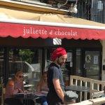 Foto de Juliette et chocolat