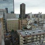 Nishitetsu Inn Shinjuku Foto