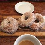 Homemade donuts!!!
