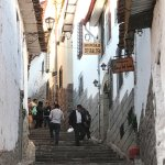 """The infamous """"Resbalosa"""" steps..."""
