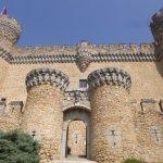 Photo de Castillo de los Mendoza (Castillo nuevo de Manzanares El Real)