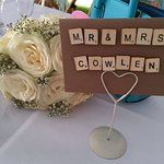 Our Amazing Wedding x