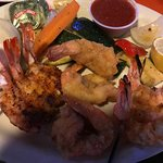 Gulf Shrimp 3 Ways