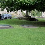 Quoits ground and cross