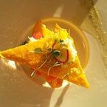 Le bonheur des plats et des desserts un chef au top