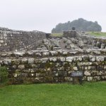 Granary at Housesteads Fort.