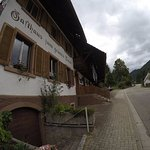 Photo de Landgasthaus Gruener Baum