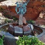 Water scuplture