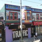 Haight-Ashbury, San Francisco, Ca, USA