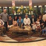 Mil gracias por hacernos felices en la celebración de los 40 años de casados de mis padres ¡volv