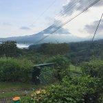 Un lugar muy especial y lleno de energía con vistas al Volcán Arenal. En nuestra visita quedamos