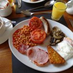 My English breakfast