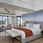 Loews SMBHSunset Suite Bedroom