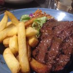 Chargrilled Scotch Fillet