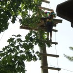 Cranmore Adventure park is lots of fun, the Aerial Adventure Park is NOT to be missed!!!