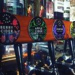 Crafty brews... Sprig & Fern, Hop Federation,  Townshends and Mussel Inn
