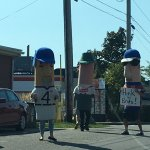 Brewer Sausage Racers
