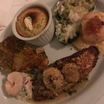 Brigtsen's Seafood Platter